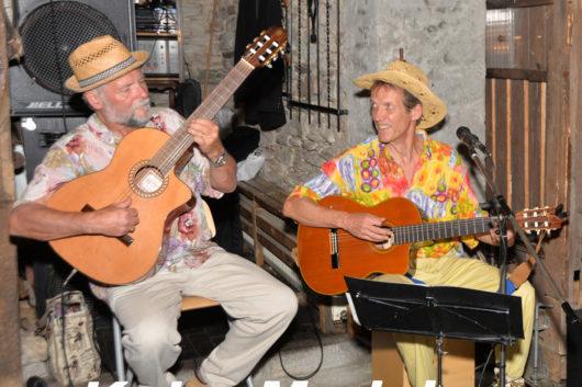 Livemusik im Cafe: Koko Madeira