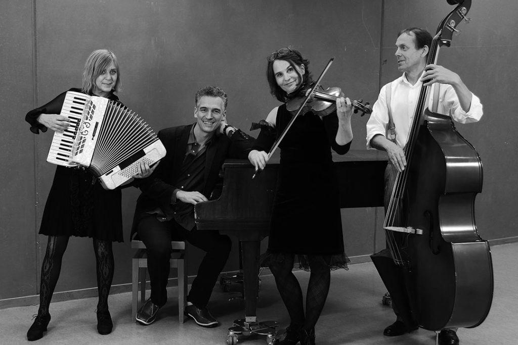 Livemusik im Café: VENBAILA