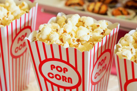 Generationentreff - Kino zum Feierabend im November