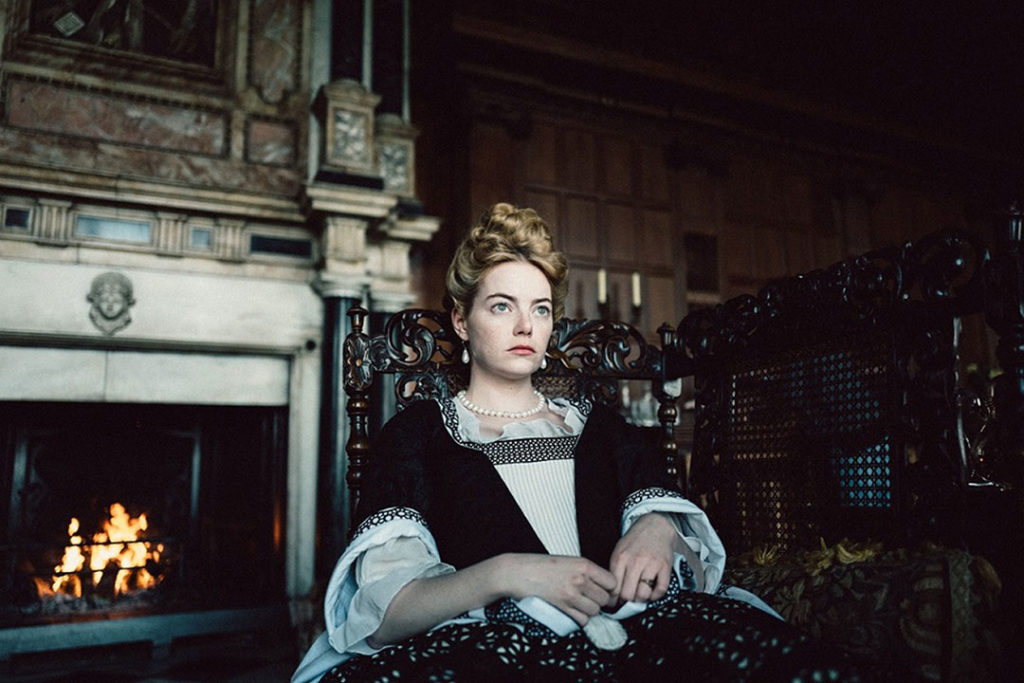 Filmstart: The Favourite