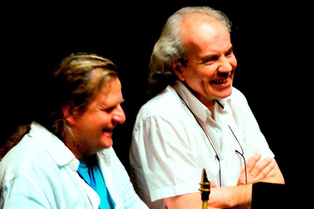 Openairkonzert: Matthias Frey & Büdi Siebert