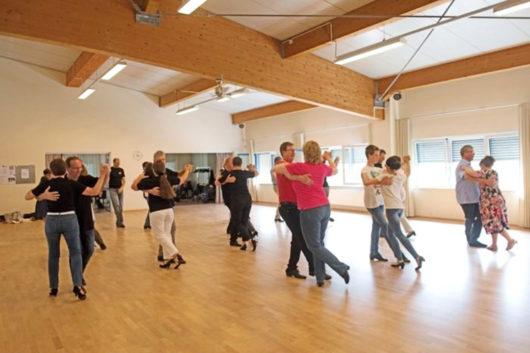 Afterwork Tanzparty für Standard- und Lateintänze
