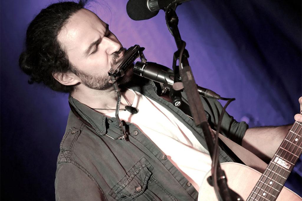 Livemusik im Café: Philip Bölter