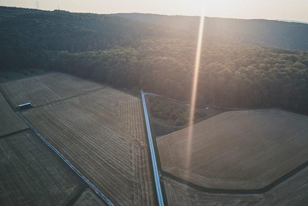 Ausstellungseröffnung Quentin Burbach: Projekt 'Heimat'. Fotoausstellung