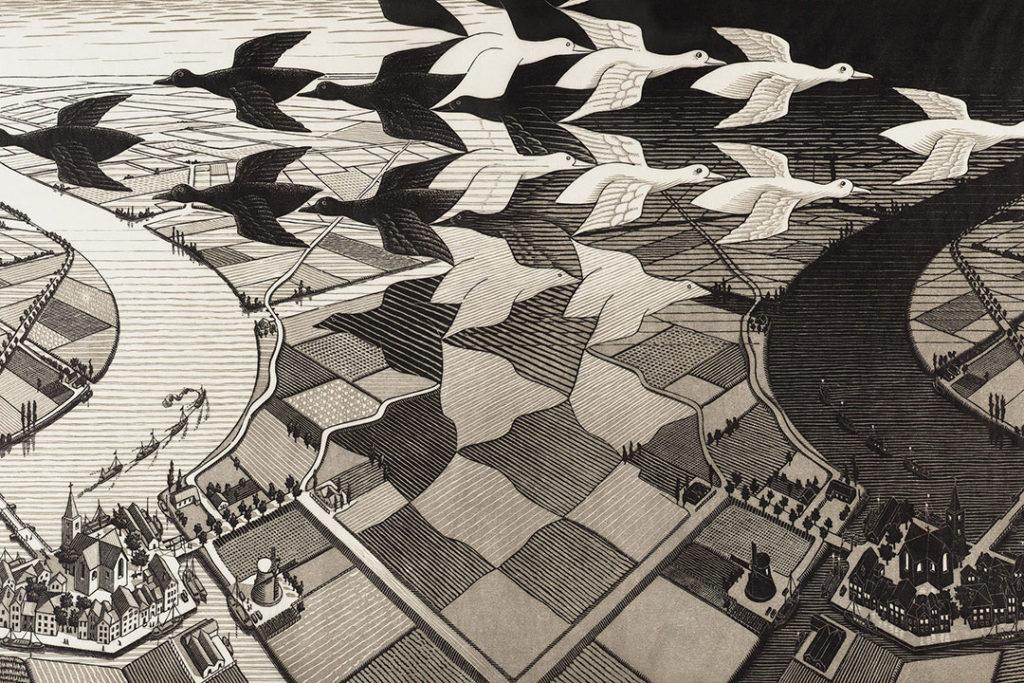 FilmSpecial Kunst: M.C. Escher - Reise in die Unendlichkeit