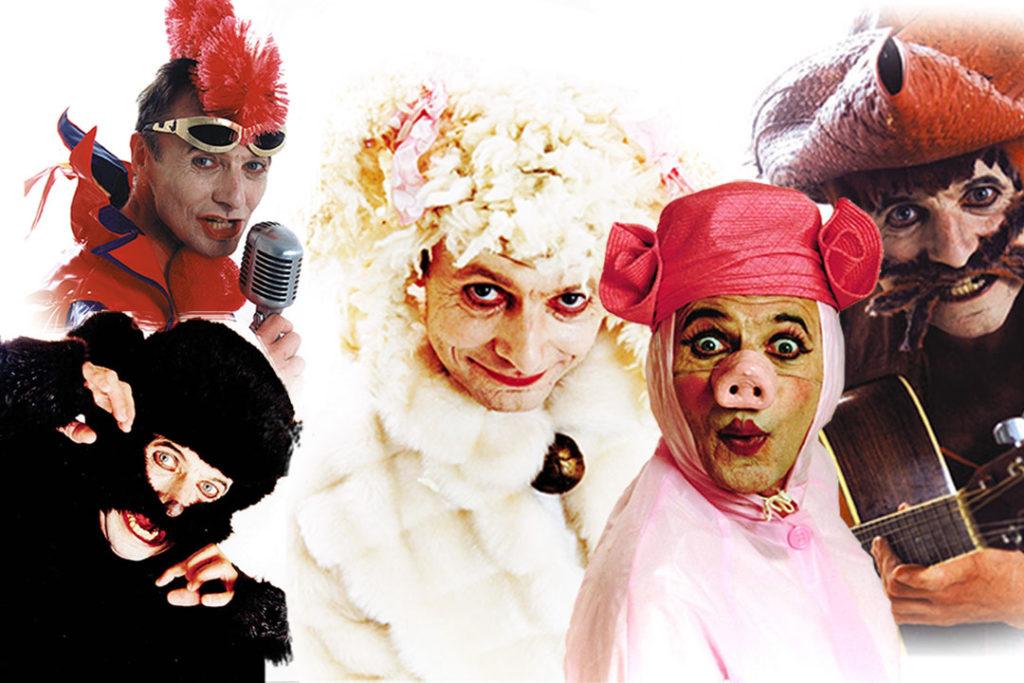 Kindertheater im Advent: Der Sängerwettstreit der Tiere