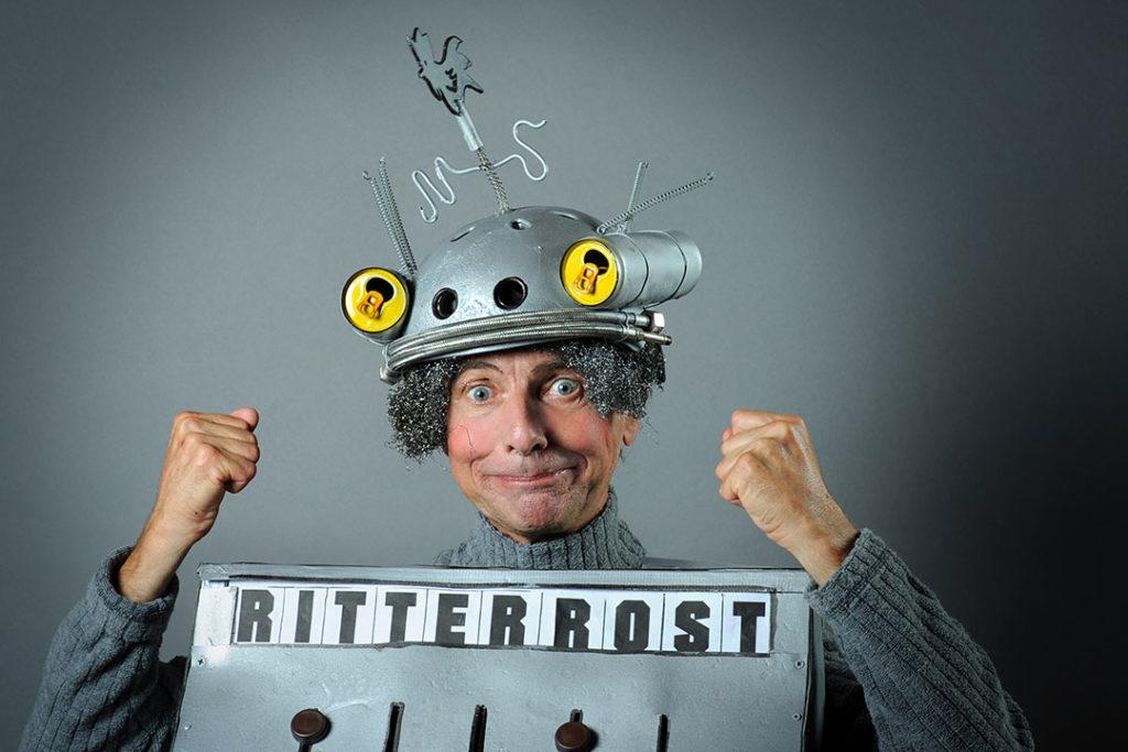 OpenAir-Kindertheater Manfred Kessler (Theater Chapiteau): Ritter Rost im Zirkus