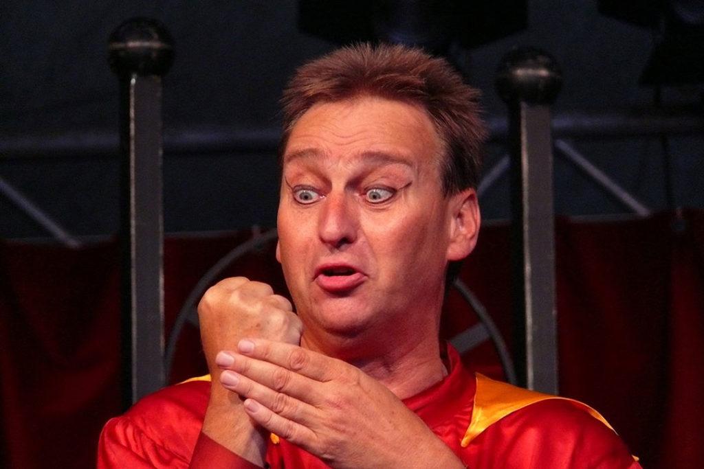 Theater/Comedy: HAMLET Frei-komisch nach Shakespeare