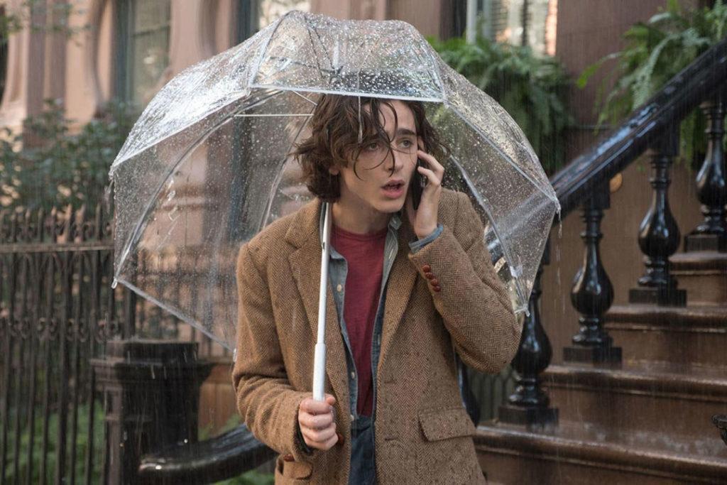 Film im Originalton: A Rainy Day in New York