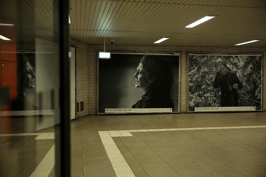 Fotografie Ausstellung Vita Spies:  'Die Schönheit der Zeit'