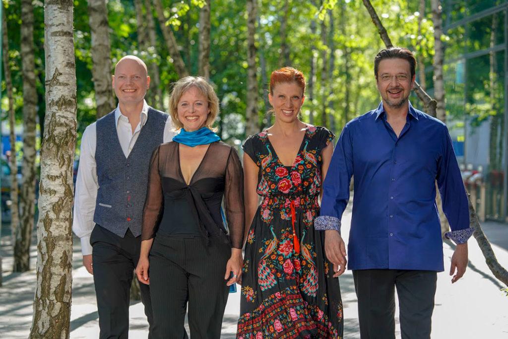 OpenAir-Konzert: Berlin's 4